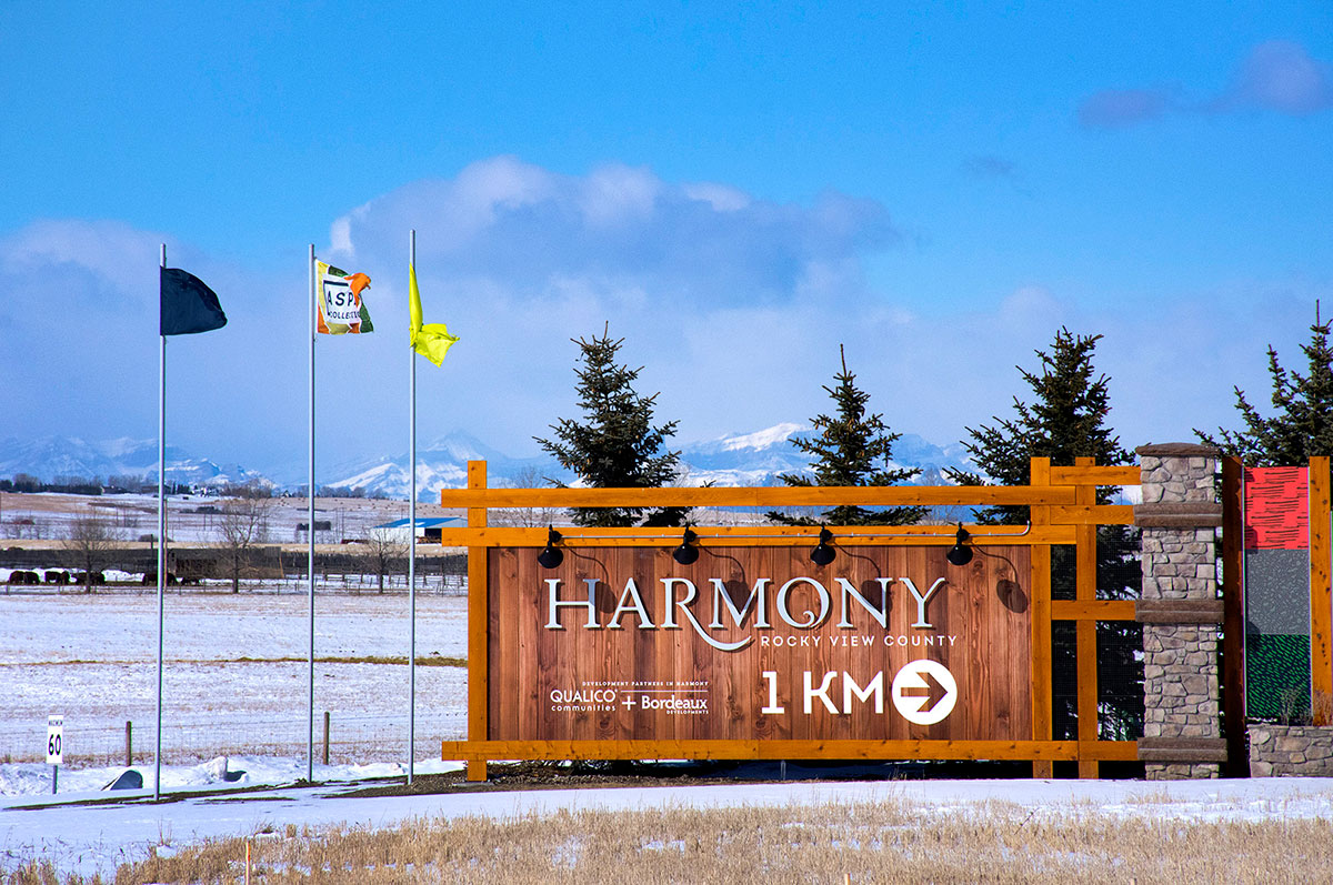harmony entrance picture